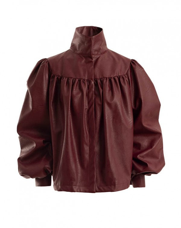 Balone Coat Bordeaux