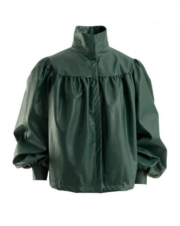 Balone Coat Green