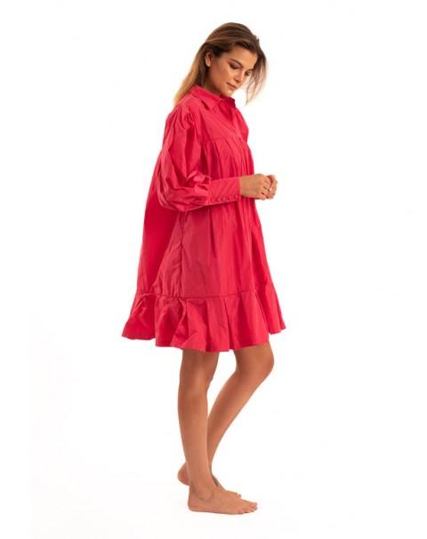 Midi Dress Pink