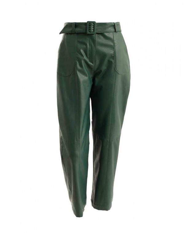 Pantalon Pants Green