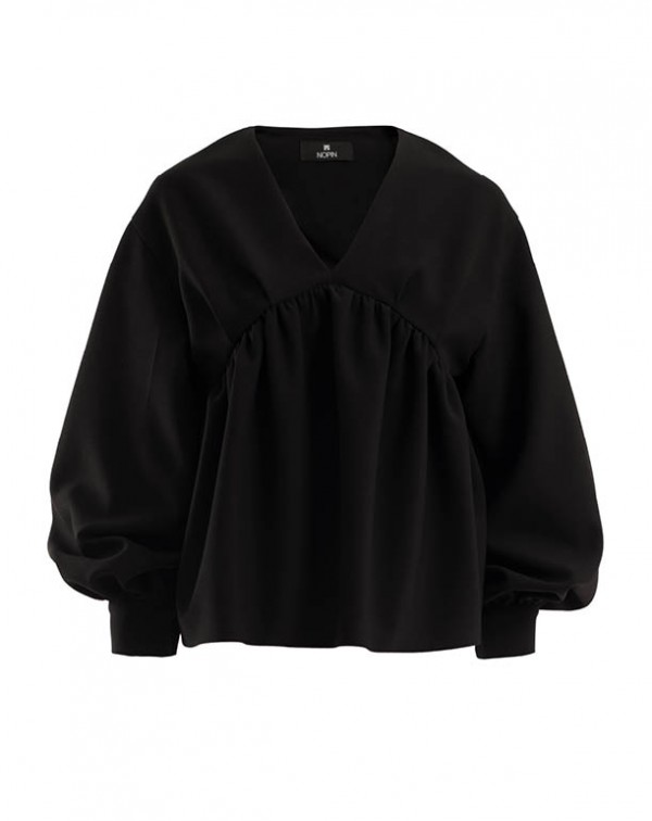 Balone Blouse Black