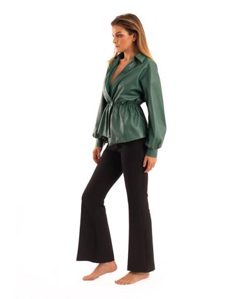 Nappa Shirt Green