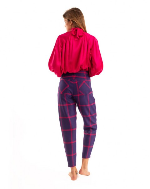 Natural Silk Shirt Pink