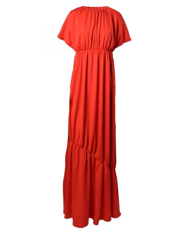 Frown Maxi Dress