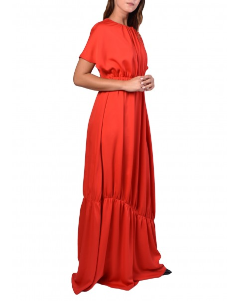 Frown Maxi Dress