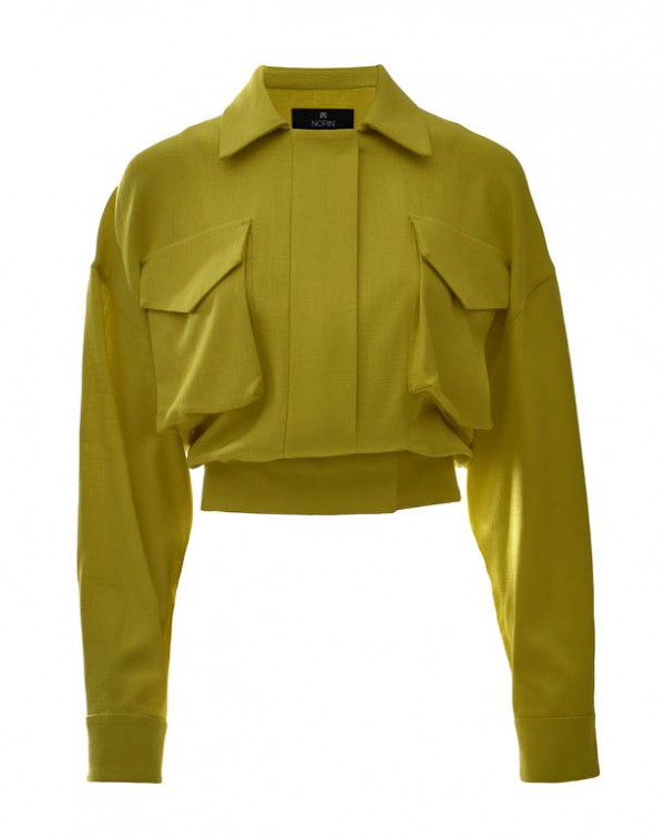 Lemon Jacket
