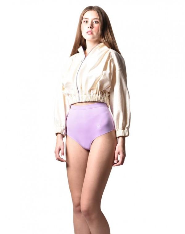 NOPIN Hotpant Lilac
