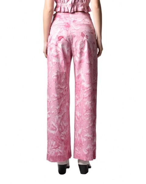 Tie-Dye Pants Pink