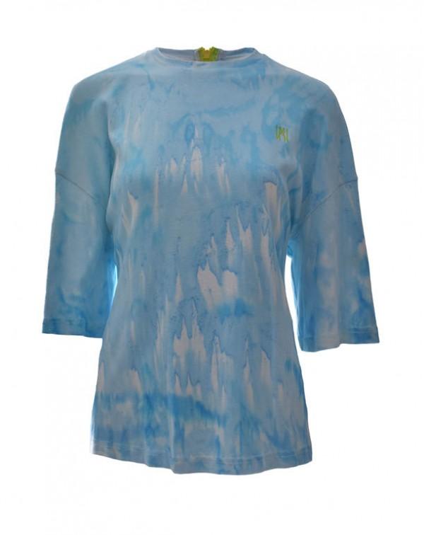 Tie-Dye T-Shirt Blue