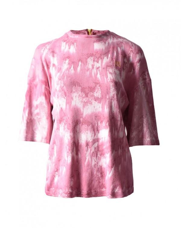 Tie-Dye T-Shirt Pink